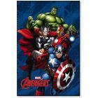 Coperta Avengers 100 x 150 cm
