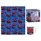 Set Coperta e Tazza Spider Man