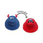 Cappello Estivo Reversibile SPF 50+ Mostro/Macchina