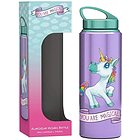 Borraccia Termica in alluminio Unicorno 700 ml