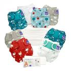 Set Pannolini lavabili MioSoft Birth To Potty Set