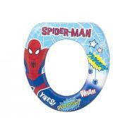 Riduttore WC morbido Spiderman