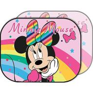 Coppia Tendine Laterali Minnie Arcobaleno Disney