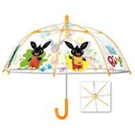 Ombrello manuale trasparente Bing 42 cm