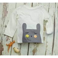 Maglia manica lunga Milly Mouse