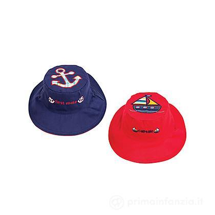 Cappellino Estivo Reversibile Barca