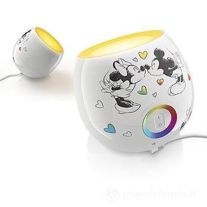 Lampada da tavolo LED Living Colors Mini Mickey e Minnie
