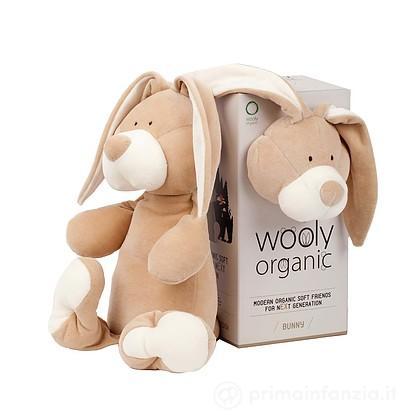 Peluche Bunny in Cotone Biologico