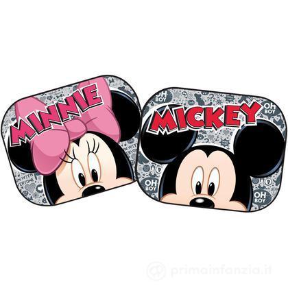 Coppia tendine laterali Mickey & Minnie