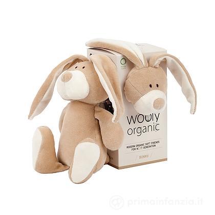 Peluche Bunny Small in Cotone Biologico