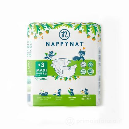 Pannolini Ecologici Maxi 8-16 kg