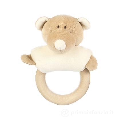 Anello Dentizione in legno Teddy