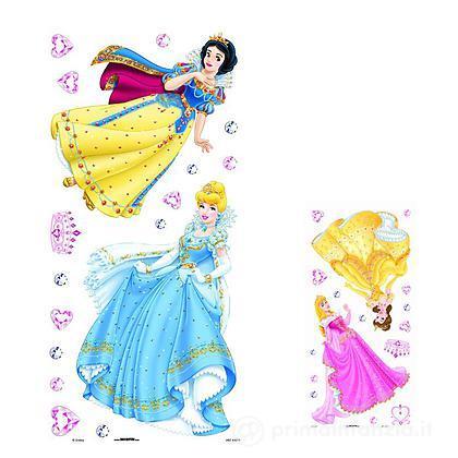 Adesivi murali Principesse