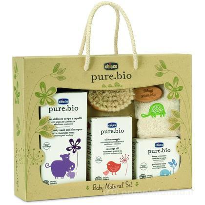 Set Baby Natural Pure.bio