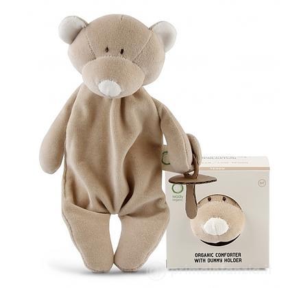 Doudou Comforter Portaciuccio Teddy