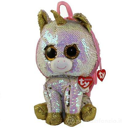 Zaino Unicorno Sunset con Paillettes
