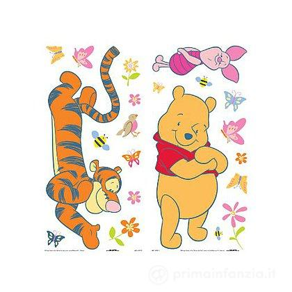 Adesivi murali Winnie the Pooh Fun S