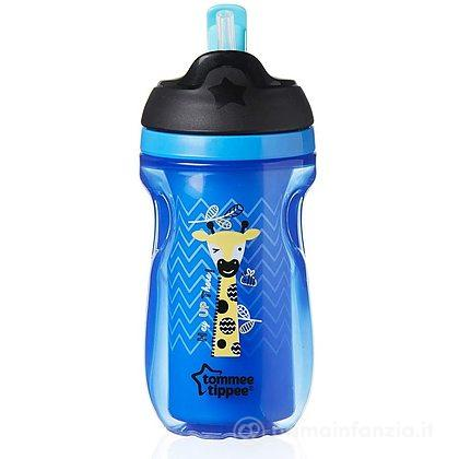 Borraccia termica con cannuccia Boy 260 ml