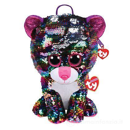 Zaino Leopardo Glitter (T95024)