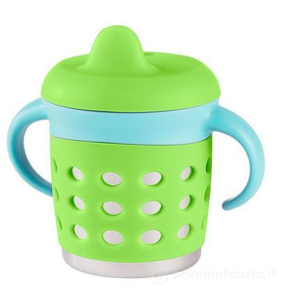 Tazza in acciaio Sippy Cup