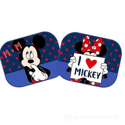 Coppia tendine laterali Minnie e Mickey In Love