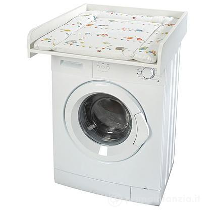 Piano fasciatoio per lavatrice roba - Fasciatoio da bagno ...