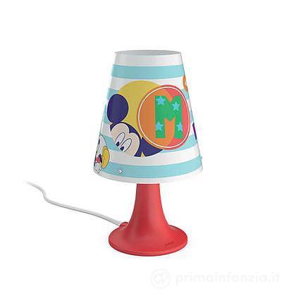 Lampada da tavolo Mickey Mouse