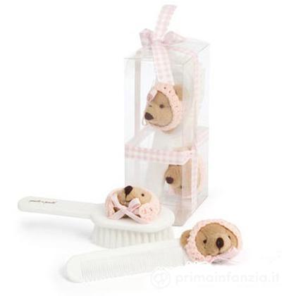 Set spazzola pettine bebè