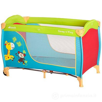 Lettino Sleep'n Play Go