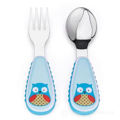 Set forchetta e cucchiaio
