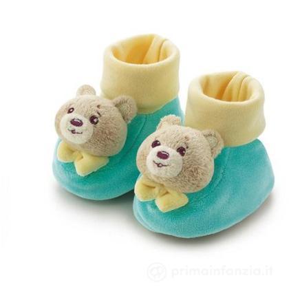 Scarpine sonaglio orsetto