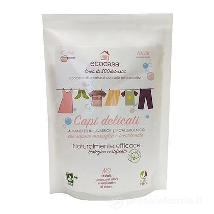 Ecodetersivo Sapone Marsiglia e Bicarbonato 500 gr