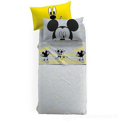 Completo Lenzuola Mickey Relax 1 piazza