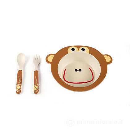 Set Pappa 3pz in Bamboo