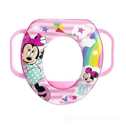 Riduttore WC soft con manici Minnie Simply