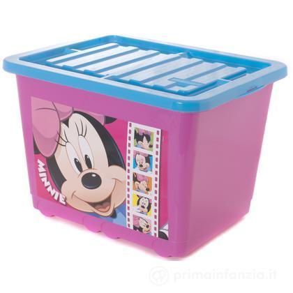 Box porta giocattoli Minnie