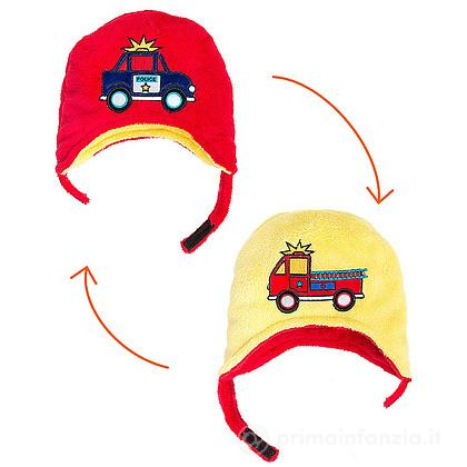 Cappello Pompieri/Polizia 6m-3 anni