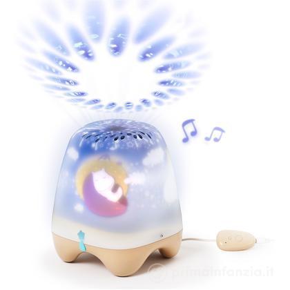 Lampada carosello musicale e proiettore Dream Theater
