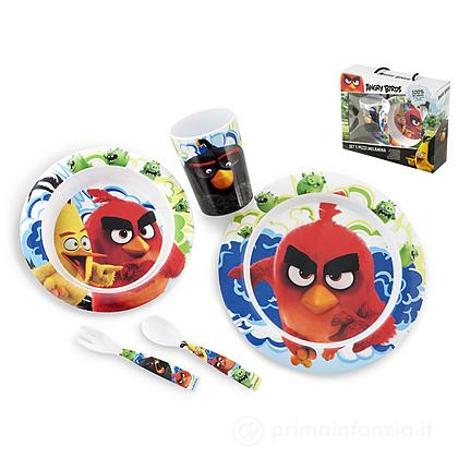 Set pappa Angry Birds 5pz