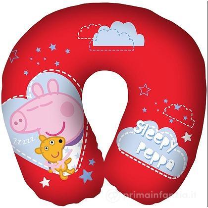Cuscino da viaggio Peppa Pig