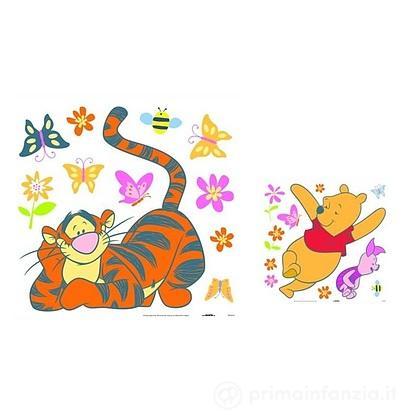 Adesivi murali Winnie the Pooh Medium Fun