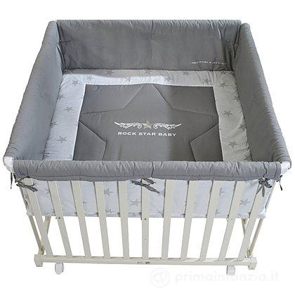 Box quadrato Rock Star Baby