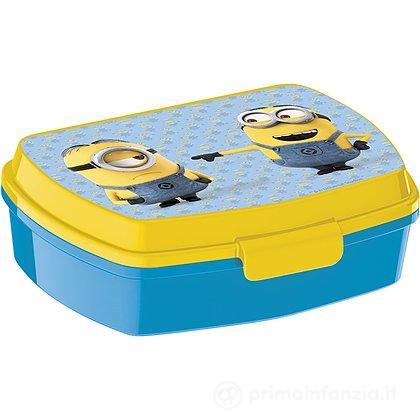 Snack Box Minions - Porta pranzo