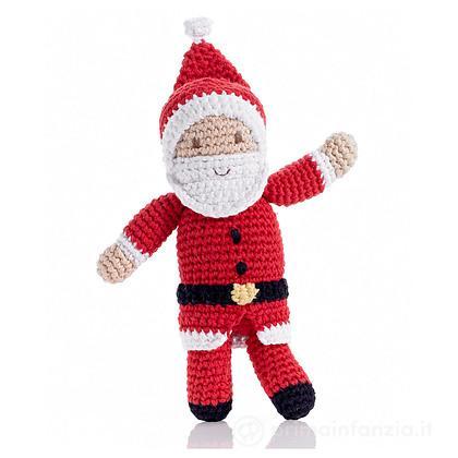 Sonaglio Babbo Natale 20 cm