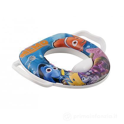 Riduttore WC soft con manici Nemo