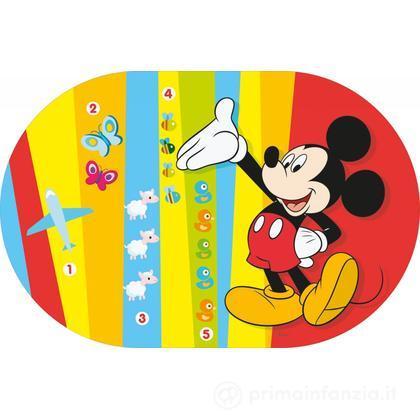 Tovaglietta ovale Mickey Mouse