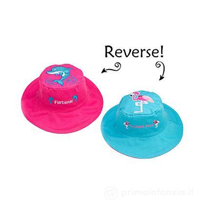 Cappellino Estivo Reversibile Delfino