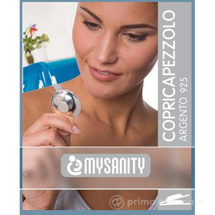 Paracapezzoli argento 2pz