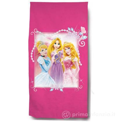 Asciugamano spugna velour Principesse