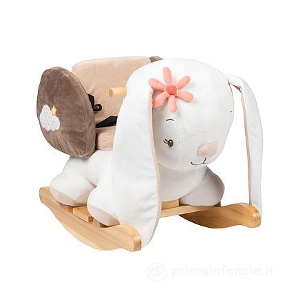 Dondolo Elefante Nattou.Dondolo Coniglietta Mia